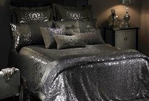 Glitter bedroom