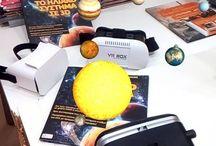 """13η Διεθνής Έκθεση Βιβλίου Θεσσαλονίκης / Πρώτη κυκλοφορία του μοναδικού παγκοσμίως βιβλίου εικονικής και επαυξημένης πραγματικότητας """"Το ηλιακό σύστημα σε 3D"""""""