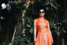 HOUSE OF KAUR / Label Miss Kaur's designer clothing. Drop me a mail @ tarvinderkaur91@gmail.com or call@ +91 9899598385 to place an order. Customization. Couture.