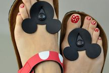 Summer foot wear