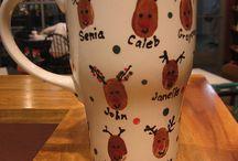 coffee mugs / by MaryAnn Stark