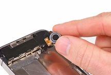 Demontering av iPhone 4S vibrator