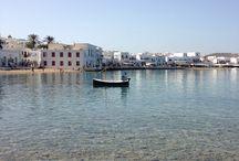 Mykonos / Mythical island