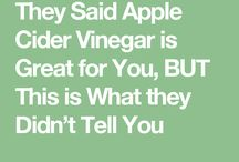 Apple Cider Vinager