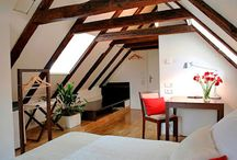 Attic Bedroom / by My Food Odyssey