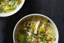 Chicken Soup - Recipes
