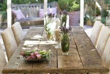 Stół na taras lub ganek