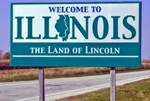 Travel- USA- Illinois / by Linda Muether