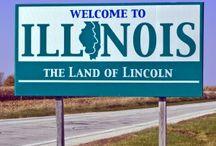Illinois-My Beginning / Places in Illinois