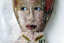 Taidetekstiili - Textile Art