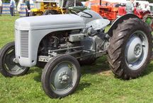 Massey Ferguson TEA 20 tractor / Information about the old grey Fergy tractor  photos of other owners and their Fergies technical information