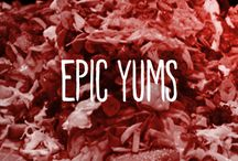 Epic Yums / #EpicMealEmpire eats are epically delicious (& caloric).