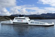 electric ferries
