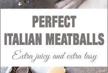 italian food favoritos