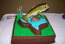 groom's cake  / Ideas for Justin's cake