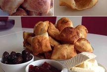kahvaltılık hamur işleri kızartmalar