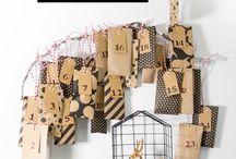 Advent Calendar / www.uncolumpioeneljardin.com