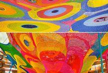 Inspirasjon - billedkunst/installasjon, skulptur, performance