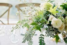Weddings - Greys, Greens and Ivory