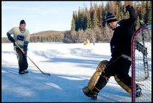 The Ultimate Hockey Rink