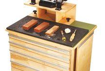 woodwork shop