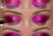 hair, make up, nails / by Mickey Weppler