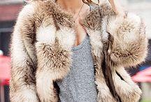 fur jackets!!
