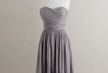 Bridesmaid dresses / by Melissa Milan