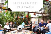 Budapest and Wien