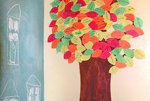 Kiddo crafts / by Julia Motekaitis