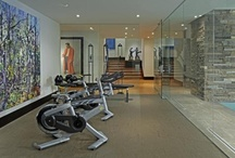 home gym / by Marjo N
