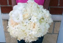 Wedding bouquets  / by Lindsey Raine