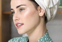 tichel & head covering