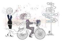 Laura Dova Weddings / Weddings I planned. Beautiful Weddings, brides and groom ! Love love love !