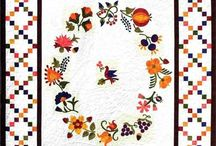 Quilts and Flower Gardens