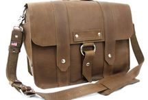 Laptop Bag / This board features stylish leather laptop bags for men and women! For more quality  bags and accessories go to http://www.copperriverbags.com/