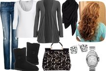 Winter Outfit / by Lizzy Thompson