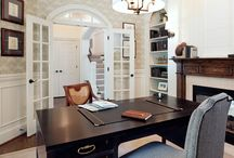 Home office / by Susan Borgen