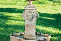 Add a Touch of Paris to Your Backyard / Paris isn't just the City of Lights — it's also the city of breathtaking architecture and statuary. You can replicate Paris' elegant and timeless style in your own outdoor space with our classic fountains, statues or birdbaths at LandscaperOutlet.com