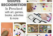 Preschool math / by Serena B