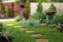 Outdoor Living / Outdoor Rooms, Pool and Garden Inspo