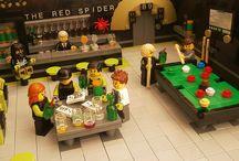 lego pub / bar