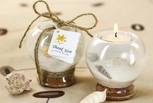 Wedding Favor Inspiration / A collection of great favor ideas to share with brides to be! Brought to you by; www.myfauxdiamond.com