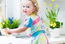 Montessori at Home / Parent ed. Articles and resources