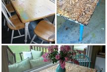 Upcycle and DIY
