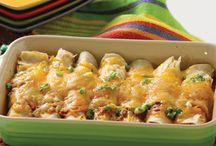 Mexican-Inspired Recipes / Forget take out! Get delicious, south of the border flavor with these recipes.