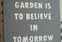 Gardening / by Nicole