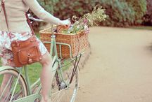 b is for bicyclettes / by Karen Ashley