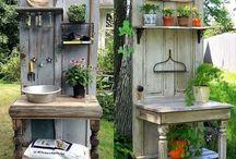 idée décoration  extérieur