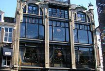 Modernisme architectuur / Art Deco, Jugendstil & Art Nouveau